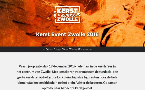 Kerst Event Zwolle